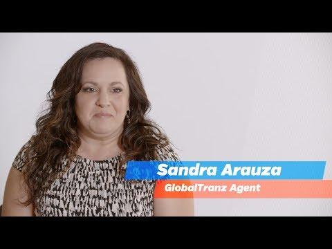 GlobalTranz Agent Success Story - Sandra Arauza