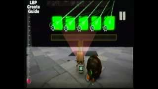 How To Make A Hologram Health Bar (lbp2)