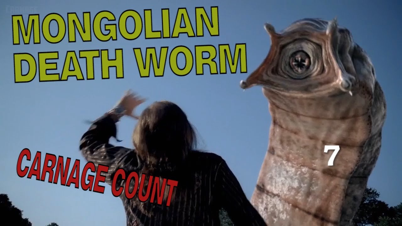 Download Mongolian Death Worm (2010) Carnage Count