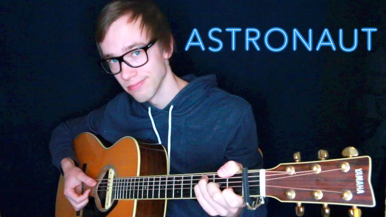 Astronaut Darin Acoustic Cover Youtube