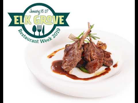Elk Grove Restaurant Week 30 Sec Radio Spot - Kristin Berkery Voice & Design