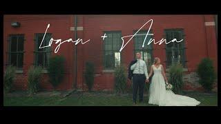 LOGAN + ANNA | A Wedding Film