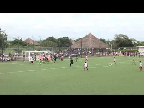 WAFA SC 1-0 Elmina Sharks Highlights - 2016/17 Ghana Premier League