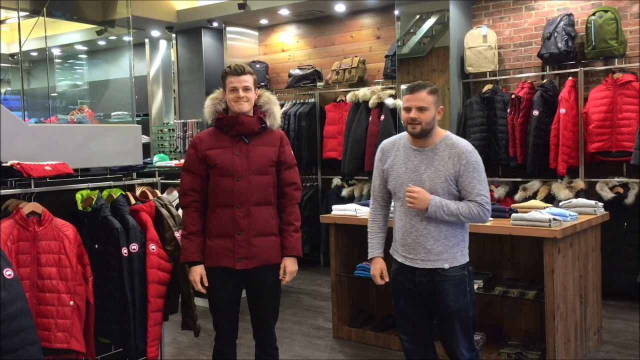 7c7b5d8f72a Canada Goose Wyndham Parka Review by Aphrodite Clothing - YouTube