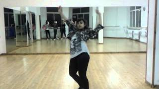 mavado - come into my room kyarazar choreography