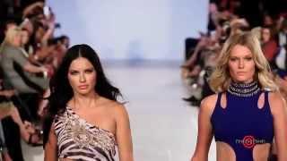 German beauty, Top model- Toni Garrn mix runway (NEW)