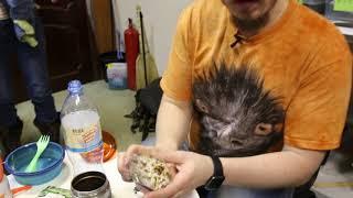 [1/2] Каша рисовая с овощами 'Здоровая еда' | 66руб. ($1.06)