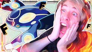 Pokémon RO MEGALOCKE Ep.26 - Y SALE... KYOGRE PRIMIGENIOOOOO