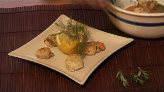 How To Cook Scallops With Garlic And Lemon