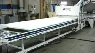 Midwest Structural Insulated Panels (SIP) Laminating Systems