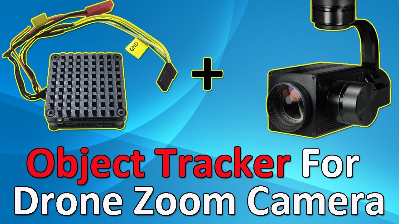 Yangda Object Tracking Module For Drone Zoom Camera Youtube