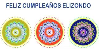 Elizondo   Indian Designs - Happy Birthday