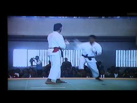 Kumite championship Okinawa 1993 / All Okinawa karate do Championship Series 1993 / Uechi ryu karate