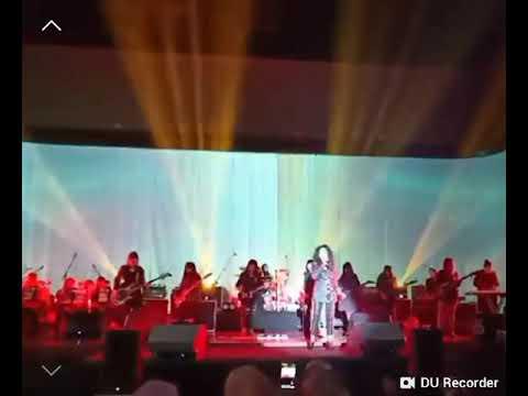 Sussex - Sylvia Saartje Bersama Dalam Konser Emas