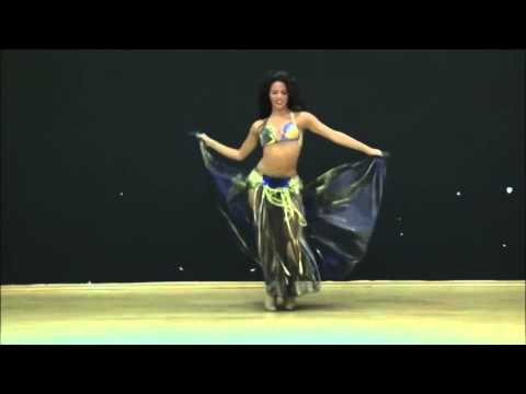 Volbeat - Lola Montez with beauiful belly dancer