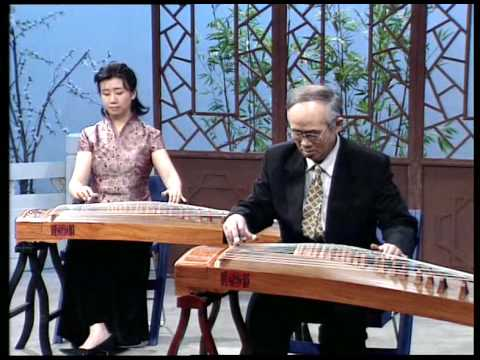 Guzheng - Hundred Flowers  百花引