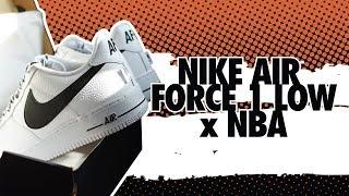 #LPU - Nike Air Force 1 x NBA!