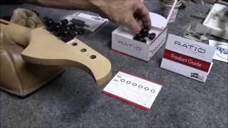 Graphtech Ratio® Tuner Guitar Mod Upgrade Dean Cascione