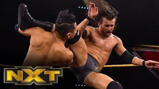 Kushida Vs Adam Cole WWE NXT Feb 12 2020