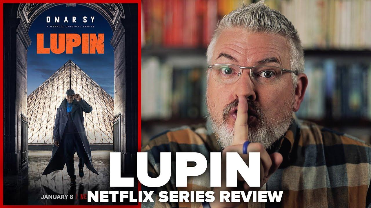 Lupin (2021) Netflix Original Series Review - YouTube