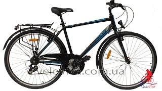 Городской велосипед VNV Expance 3.0 gent (2017)(Производитель: VNV (Украина) Модель: Expance Колесо: 28 дюймов Перекидка задняя: Shimano TX-35 Количество скоростей:..., 2016-07-09T14:37:11.000Z)