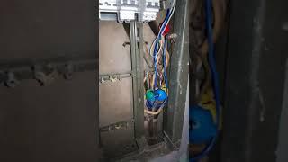 Текущий ремонт и частичная ревизия поэтажных эл. щитов