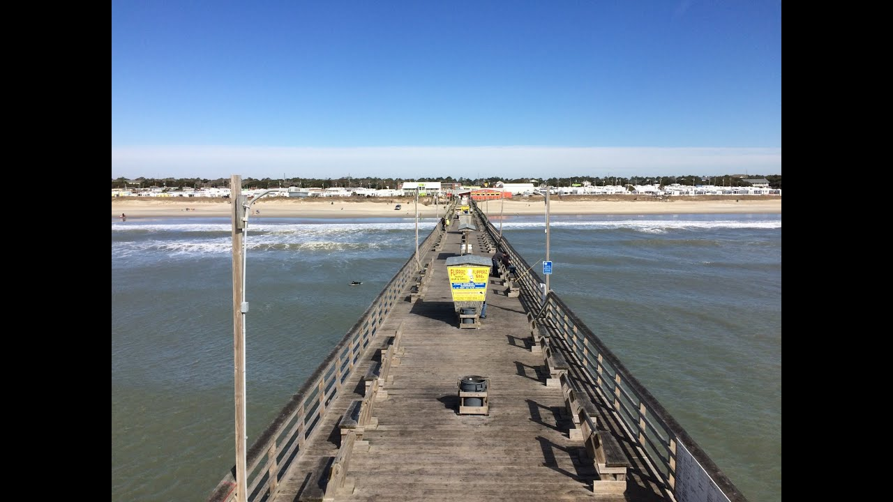 Opening weekend 2015 season bogue inlet fishing pier for Fishing report emerald isle nc