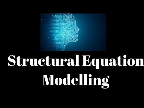 Structural Equation Modelling(SEM) | Path Analysis | Factor Analysis