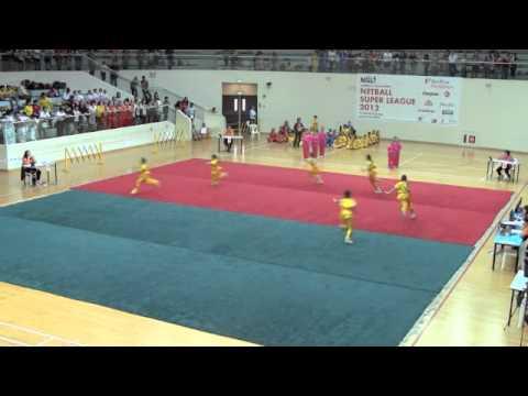 2012 Pei Chun Junior Girls (Group Quan)