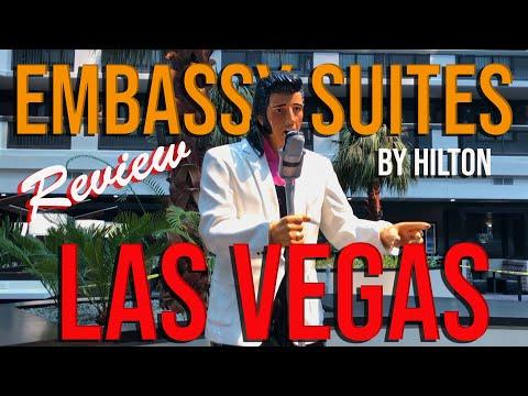 Embassy Suites Las Vegas - A Review 2020