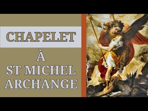 Chapelet à St Michel Archange