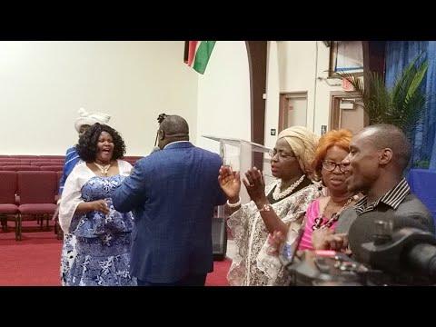 Mwalimu Elijah LIVE USA