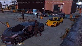 GTA 5 FiveM SARP | Biggest Car Theft Robbery - We Stole Bugatti, Lambo, Benz & Porsches!