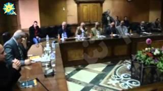 بالفيديو:محافظ المنيا يوجه رؤساء الوحدات المحلية بالمتابعة الميدانية وإزالة التعدياتM