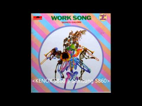 Bones Galore (16 UK Trombones) What the World needs now is Love 1969