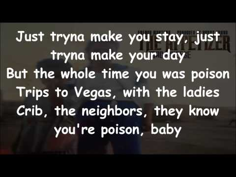 French Montana - Poison Lyrics