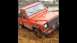 Extreme Offroad ***Land Rover Defender 110***