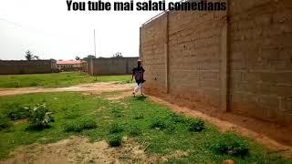 Kalli ali artwork Mushi Dariya arewa comedians