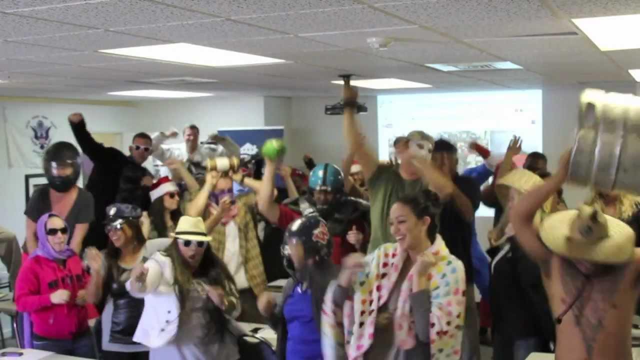 Veterans United Home Loans of Hawaii - Harlem Shake - YouTube