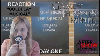 Welcome to my Game Of Thrones month (22 days of Game Of Thrones unt...