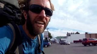 Northern California Highway 101 Hitchhiking Adventure!