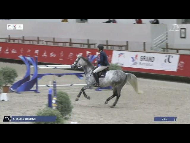 Eliott de Grandry - Amateur élite 125 Grand National de Saint-Lo (4ème)
