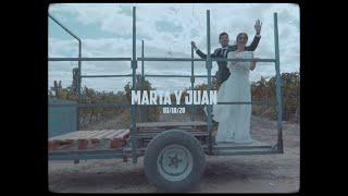 Marta y Juan. Una boda en 2020 |Shortfilm|