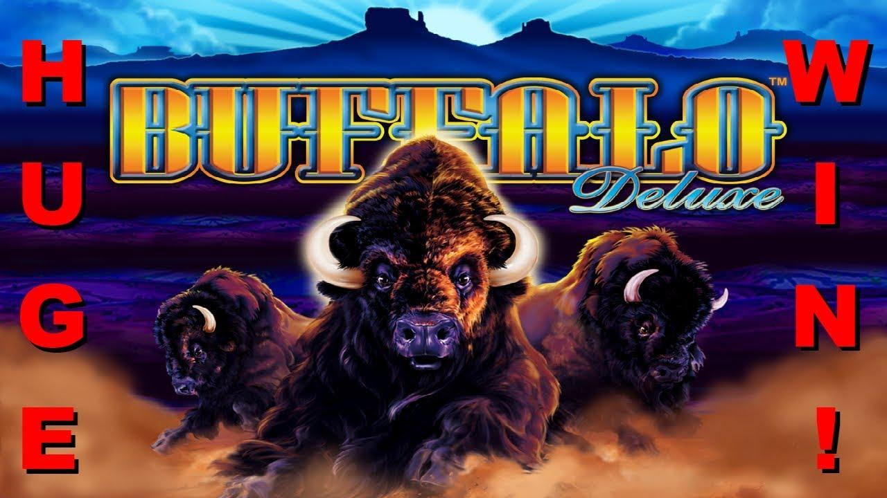 Buffalo Deluxe Slot
