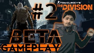 Tom Clancy The Division Gameplay (ps4)/ Mission-2 / Protect JTF Officer