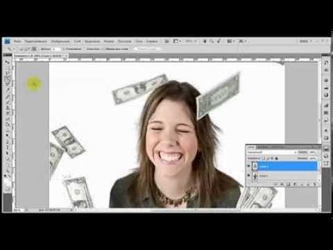 Как разделить графический файл на отдельные слои