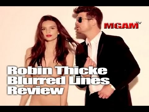 """MGAM TV - ep5.pt3 - Robin Thicke """"Blurred Lines"""" Review"""