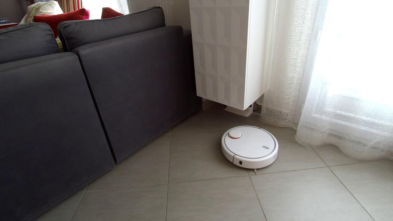 Google Home Domoticz Xiaomi Vacuum Cleaner