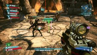 Borderlands 2-How to do the Moonshot