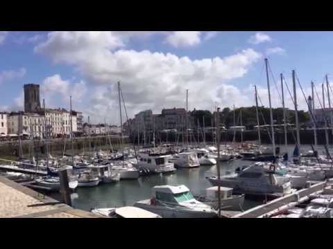 La Rochelle, a gem of the atlantic coast of France